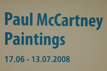 Выставка «Пол МакКартни. Живопись»