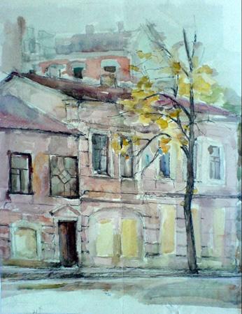 Киев. Старый Подол